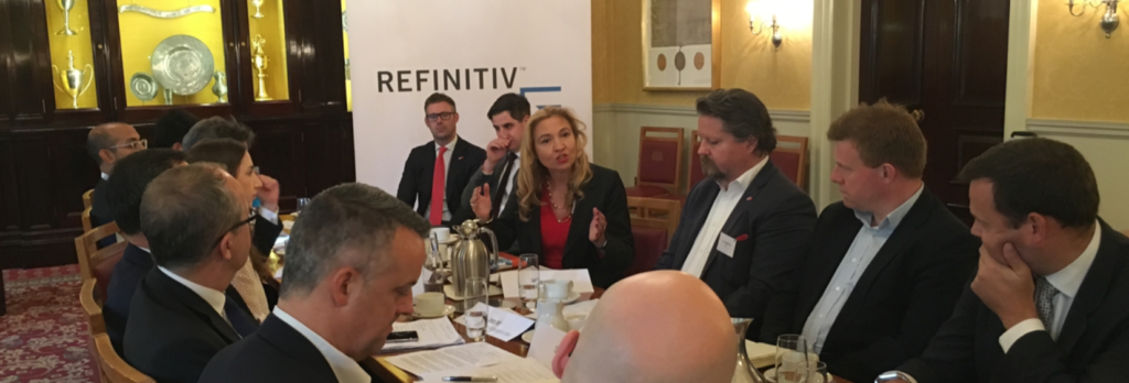 FSS Fintech Roundtables for collaboration opportunities across wealth management & WealthTech, RegTech, Innovation Architecture and Financial Inclusion