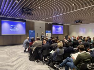 The PAYTECH Book launch event