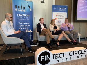 The PAYTECH Innovation Conference panel