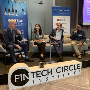 The PAYTECH Innovation Conference panel - Fintech Unplugged podcast