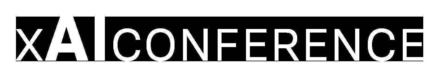 xAIconference logo white