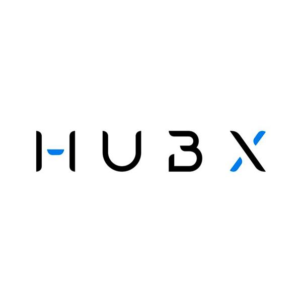 HUBX logo