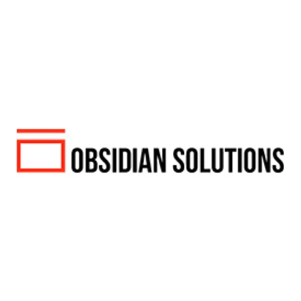 obsidian solutions logo